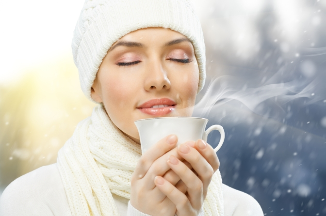 Sejas ādas kopšana ziemā